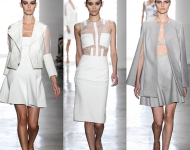 """The Top Ten Designers Who Just """"Got It"""" at NYFW SS14"""
