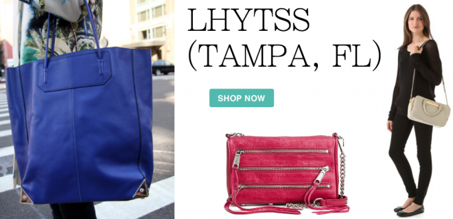 LHYTSS Tampa's closet, designer consignment