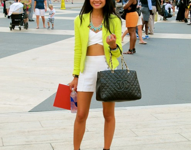 NYFW SS14 Rewind: Street Style Revisited With Jesse Lagoy