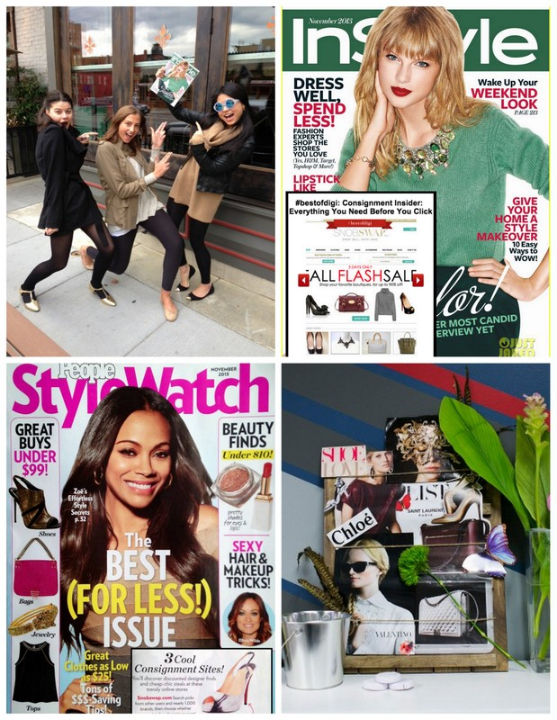 SNOBSWAP #bestindigi InStyle and Best Site to Save You $$$ People StyleWatch