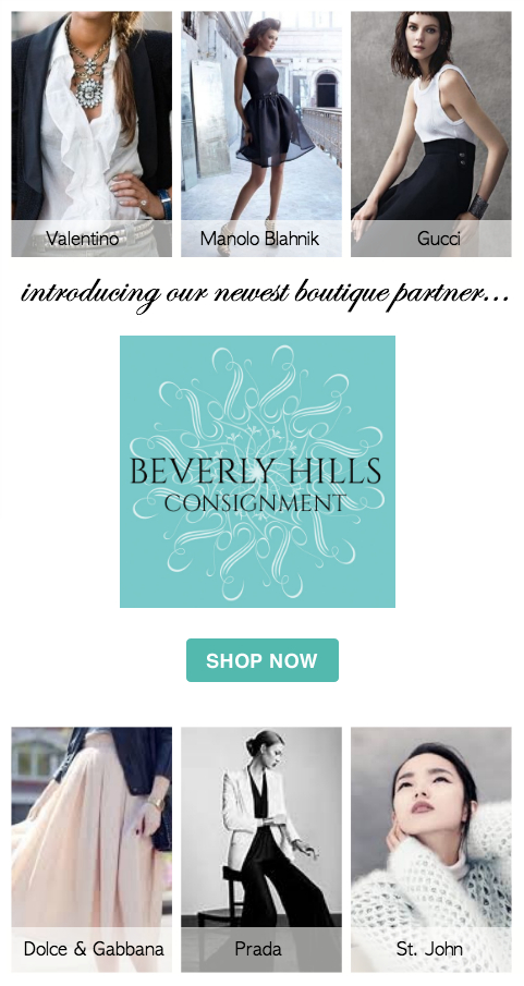Beverly Hills Consignment on SNOBSWAP