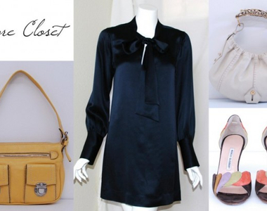 Welcoming L.A. Designer Consignment Boutique 'Encore Closet' to the Family