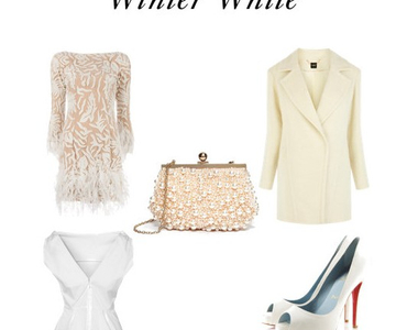 Latest Obsession: Winter White