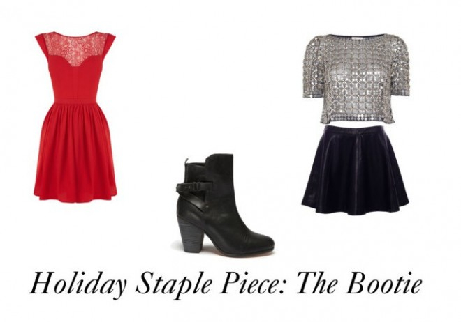 Party Dress, Holiday Clothes, Festive, Booties, Separates