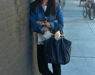 Street Style: Style Stalking In Richmond