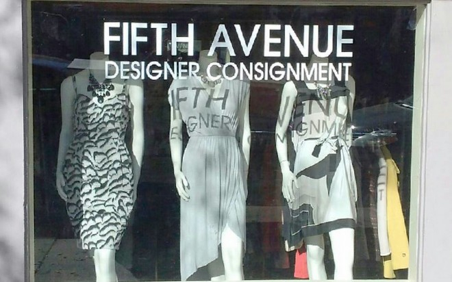 Fifth Avenue Designer Consignment, Consignment, Consignment Shopping, Designer, Secondhand