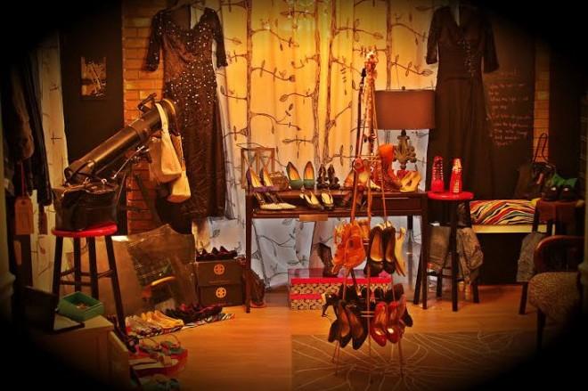 Haute Minx, Consignment Shop, Floor Set, Boutique, Designer, SNOBSWAP, luxury