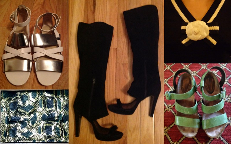 Consignment Shopping, Consignment, Secondhand Luxury, Designer Preowned, Untied Ribbons, Style, Fashion