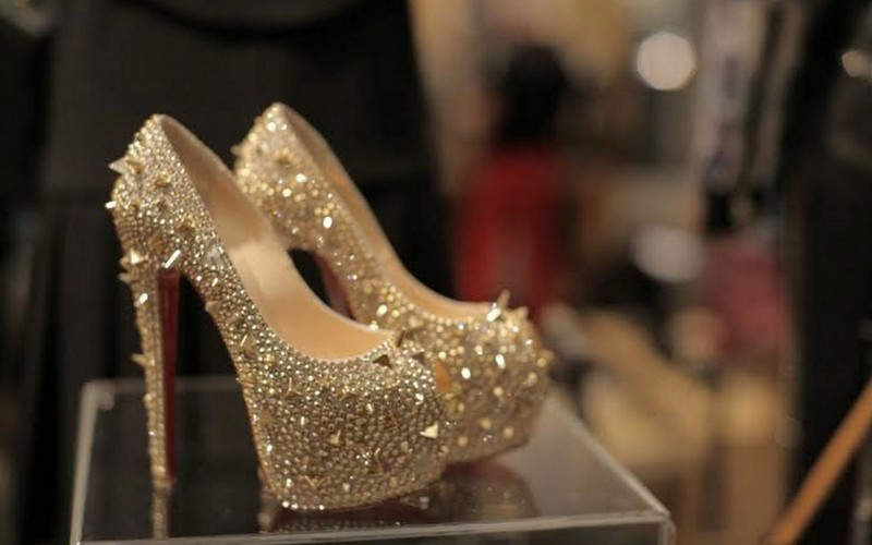 Consignment, Consignment Shopping, Secondhand, Consign of The Times, Luxury, Store, Boutique, Shoes, Christian Louboutin, Red Soles