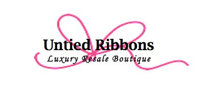 Untied Ribbons, Consignment Shop, Consignment Shopping, Secondhand, Luxury Preowned, Designer, Shopping