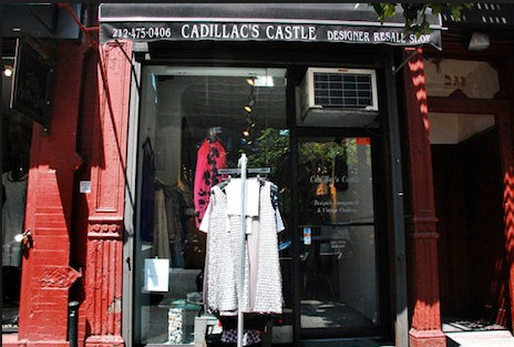 Consignment, Consignment Shopping, SNOBSWAP, Luxury Resale, Cadillac's Castle, NYC, Store Launch, Store Partner