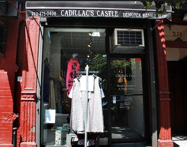 Cadillac's Castle Consignment Boutique Goes Online