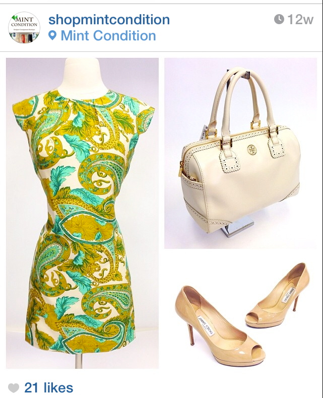Store Launch, Store Partner, Consignment, Consignment Shopping, Consignment Boutique, Instagram, Merchandise