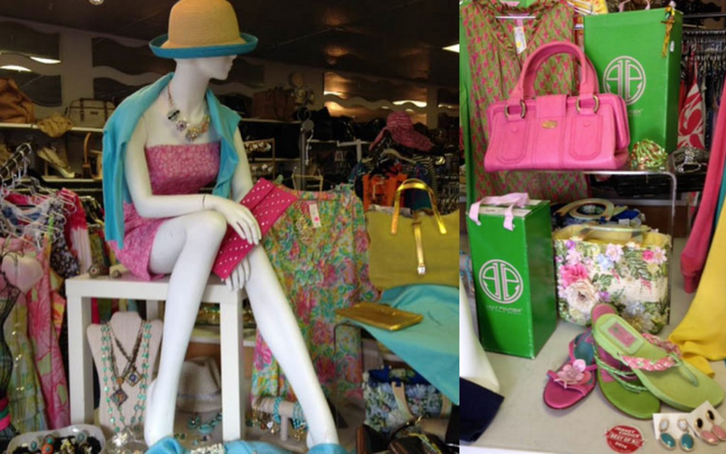 Consignment, Consignment Boutique, Curating, Shopping Experience, House of Style NJ, Lilly Pulitzer, Summer Look
