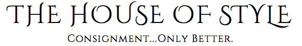 Store Launch, Store Partner, House of Style, Store Logo, Consignment, Designer, Shopping, Boutique