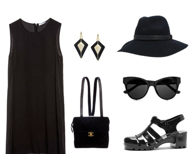 The All Black Summer