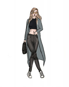 What To Wear Wednesday: Gigi Hadid