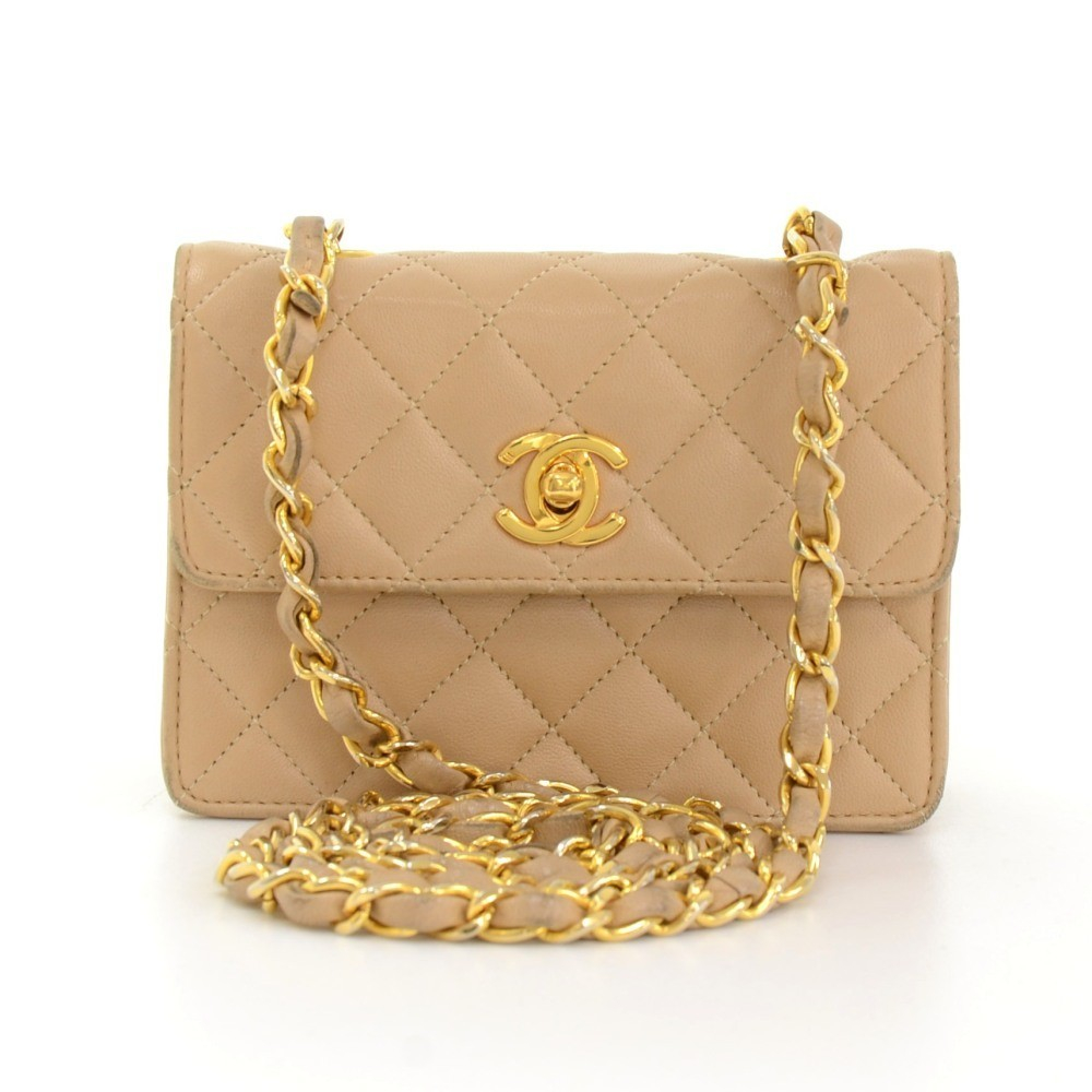 Posbag Boutique - Chanel Vintage Flap Bag
