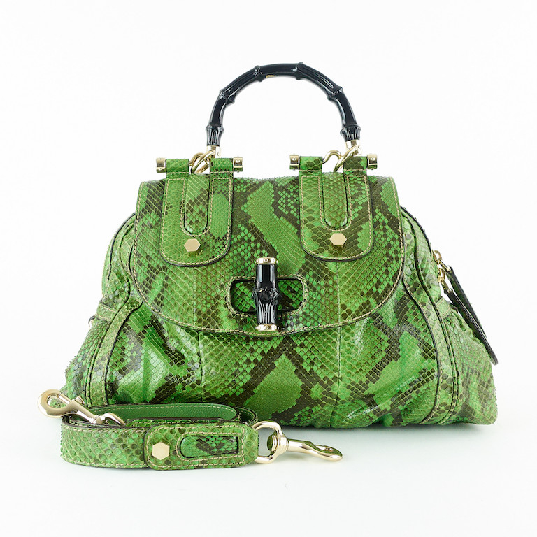 Posbag Boutique - Gucci Snakeskin Bag