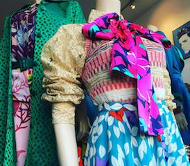 Gucci Vintage Display in Catwalk Designer Vintage Boutique