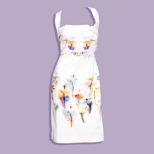 Little White Dress Roland Mouret