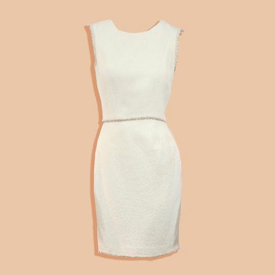 Little White Dress Chanel