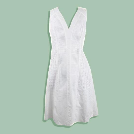 Little White Dress Proenza Schouler