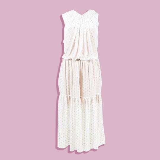 Little White Dress Stella McCartney