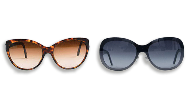 oversized sunglasses jackie o