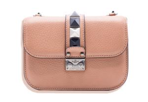 Valentino Rockstud shoulder handbag