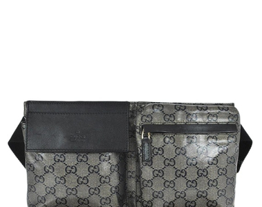 Belt Bags: Gucci & Fendi...they're trendy again!