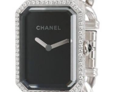 Cartier, Chanel, Dior & More Bejeweled Watches