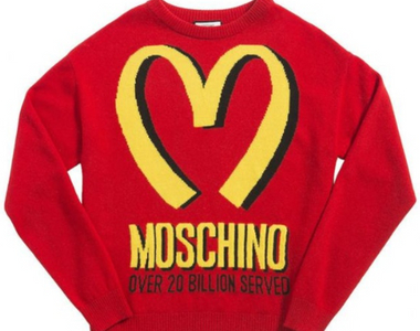 Moschino, Versace & Ferragamo: Blast from the Fashion Past