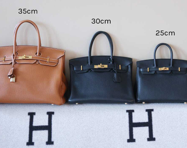 The Hermès Birkin: When Size Does Matter