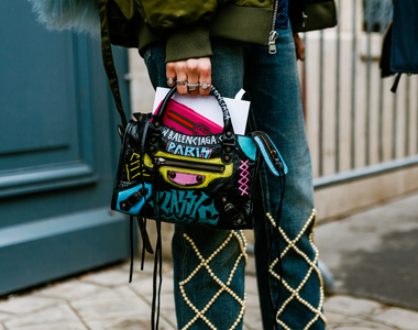 Obsessed With The Balenciaga City Bag