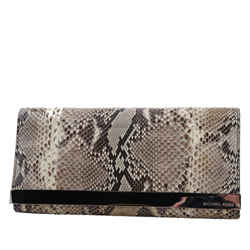 Michael Kors Tilda Print Clutch Bag Multicolor One Size Authenticity Guaranteed