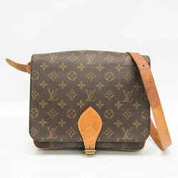 Louis Vuitton Monogram Cartouchiere M51252 Shoulder Bag Monogram BF525995