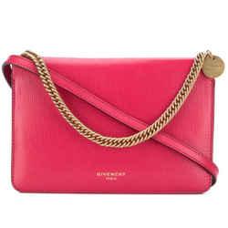 NEW Givenchy Black Leather Medium Shopper Tote Shoulder Bag
