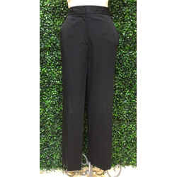 Alexander Wang Size 6 Black Pants