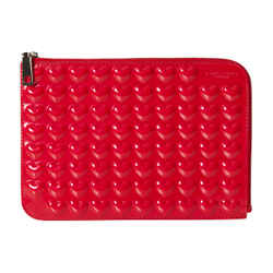 Marc Jacobs Patent Leather Zip Pouch