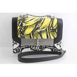 Prada Severine Banana Print Bag