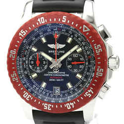 Breitling Skyracer Automatic Rubber,Stainless Steel Men's Sports Watch  BF525227