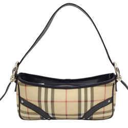 Burberry London Small Plaid Logo Shoulder Bag