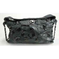 Chanel Brooklyn Ligne Patchwork XL Hobo Bag
