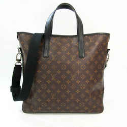 Louis Vuitton Monogram Macassar Davis M56708 Men's Shoulder Bag,Tote Ba BF531052
