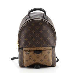 Palm Springs Backpack Reverse Monogram Canvas PM