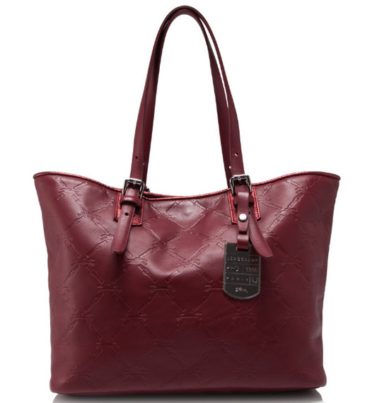 Pre-Owned Longchamp Maroquinerie Tote