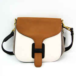 Coach Coach & Rodarte Courier Bag In Colorblock 22752 Women's Leath BF523705