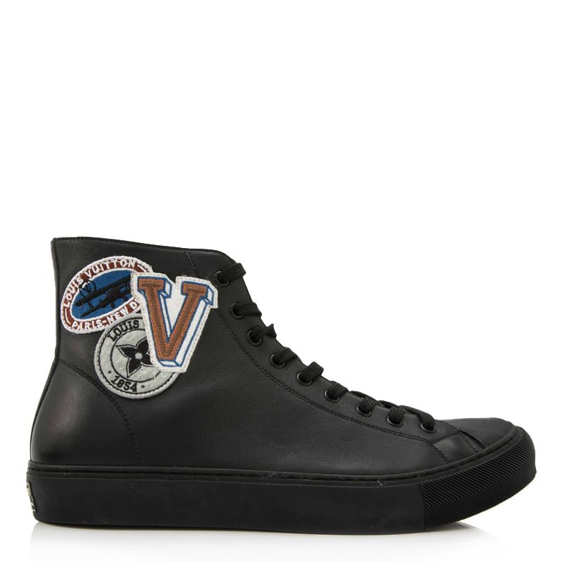Pre-Owned Louis Vuitton Leather High