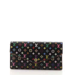 Sarah Wallet NM Monogram Multicolor